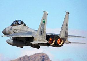 حمله گسترده جنگنده های سعودی به شهرهای یمن