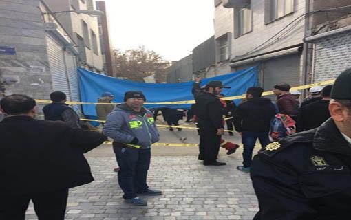 علت حادثه مشخص شد/4 باب ساختمان مجاور مترو خسارت دیدند+ تصاویر