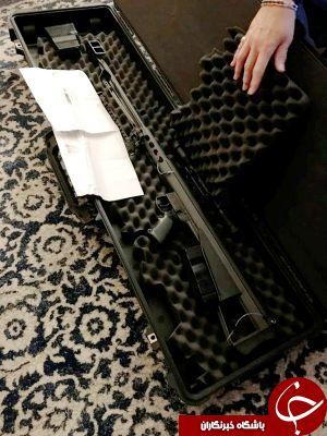 ارسال اسلحه واقعی به جای اسباب بازی در آمریکا! +عکس