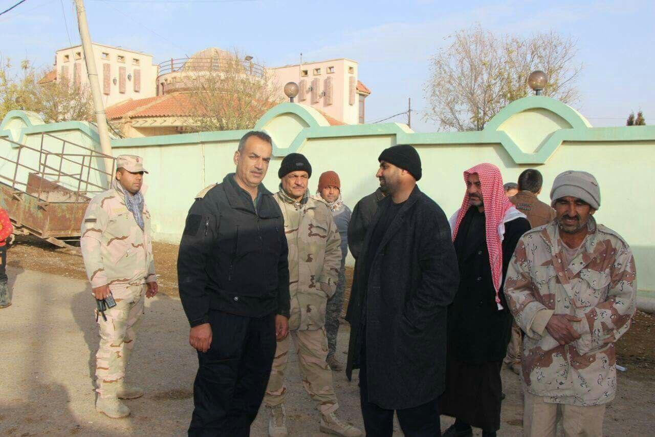 کشف مکان اختفاي  «ابوبکر البغدادي» در البعاج موصل/ ضبط خمپاره انداز و کاتيوشاي داعش+تصاوير