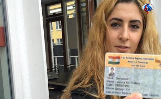 جایزه یک میلیون دلاری داعش برای سر دختر ایرانی