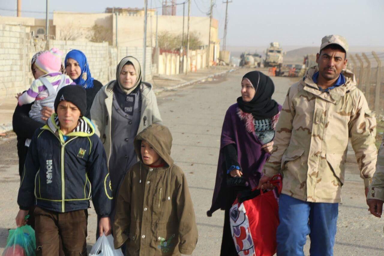 کشف محل اختفاي تروريستي بهنام «ابوبکر البغدادي»در البعاج موصل!/ ضبط خمپارهانداز و کاتيوشاي داعش+تصاوير