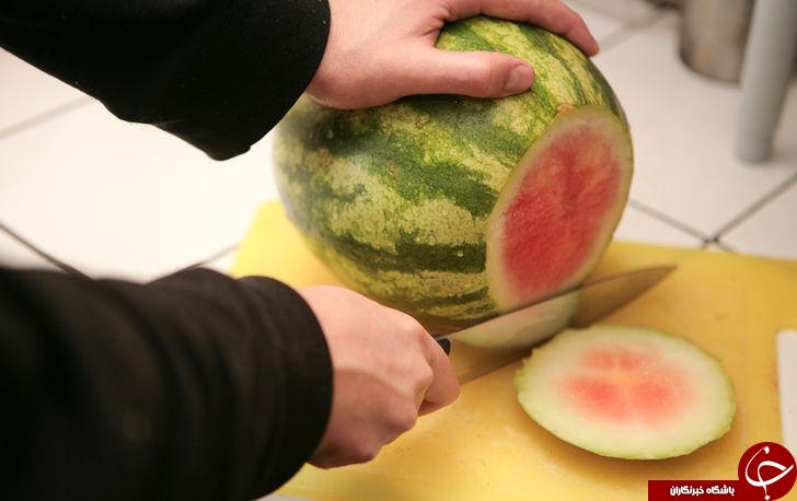 راههای تشخیص یک هندوانه خوب+ تصاویر
