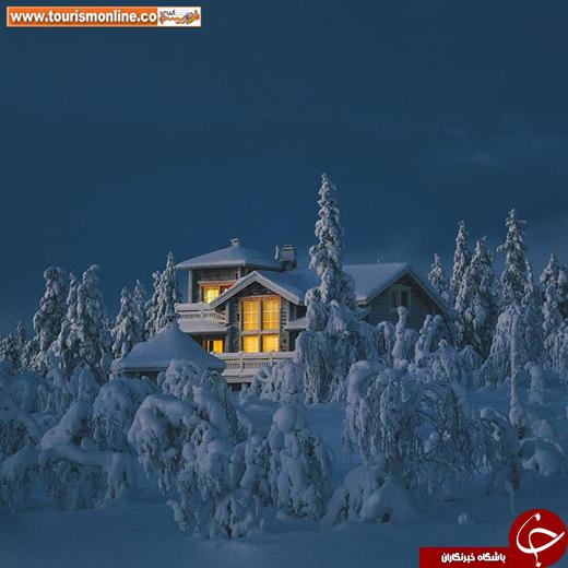 عکس/ دوست داشتنی ترین مناطق زمستانی برای گردشگران