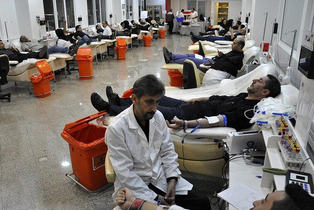 پویش «از یلدا تا نوروز» برای اهدای خون/۵ روز ذخیره خونی