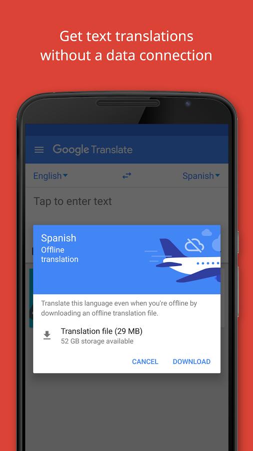 دانلود Google Translate برای اندروید و IOS / بهترین و سریعترین نرم افزار ترجمه
