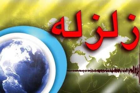 آب پخش،در استان بوشهر لرزید