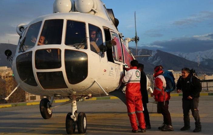 تعلق یک آمبولانس هوایی ویژه حمل بیمار به استان قم در آیندهای نزدیک