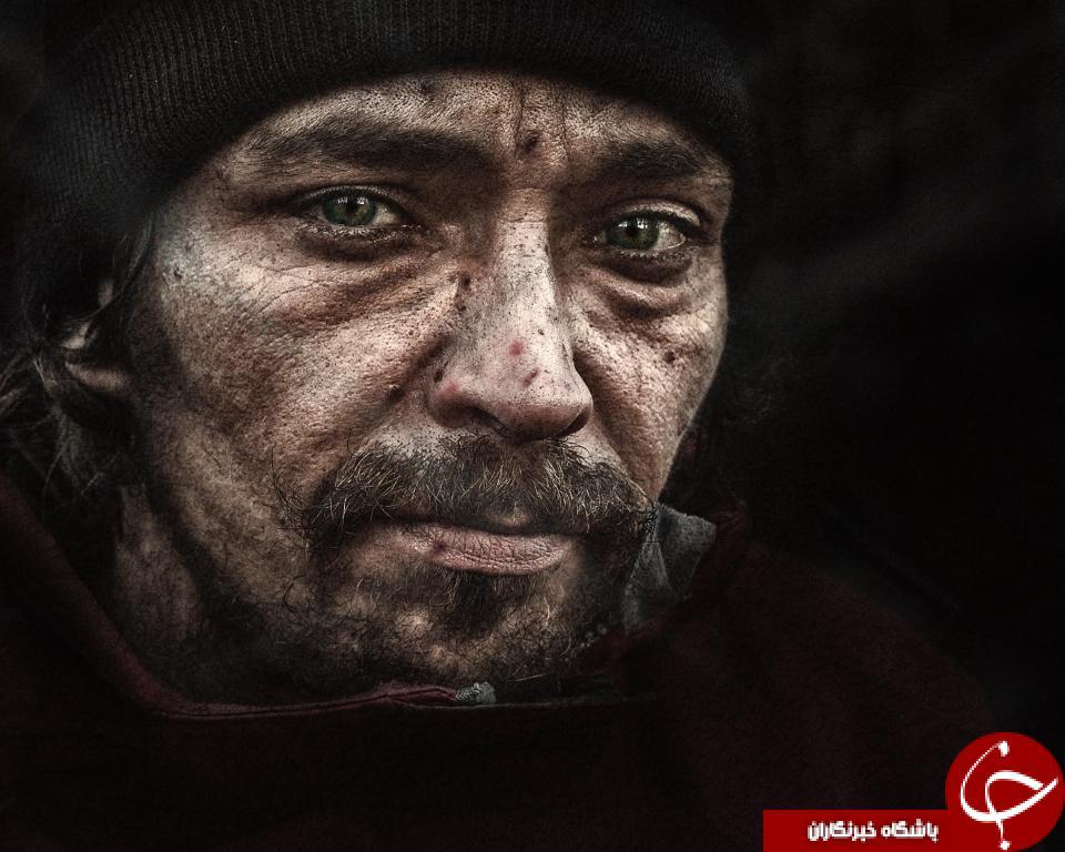 بی خانمان ها به روایت دوربین عکاسی