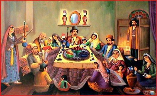 يلدا، تولد باشکوه ميترايي/ يلداي ايراني در راه ثبت يونسکو