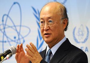 آمانو: از ایران درباره ساخت پیشران هسته ای توضیح خواستیم