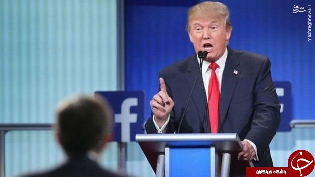 اخبار دروغ فیسبوک؛ از فتنه 88 تا رای آوردن ترامپ +تصاویر