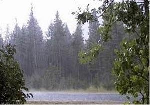 کاهش میزان بارندگی در اردبیل