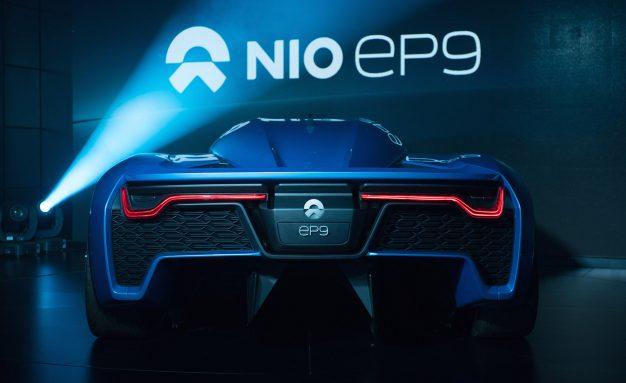 سریع ترین خودرو الکتریکی جهان معرفی شد