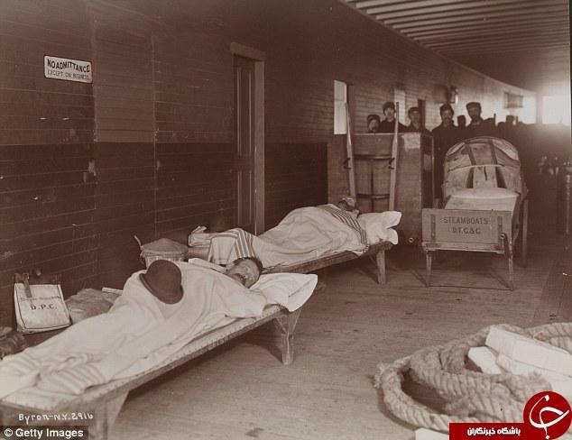 دردناک ترین شکنجه ها در بیمارستان روانی نیویورک +تصاویر
