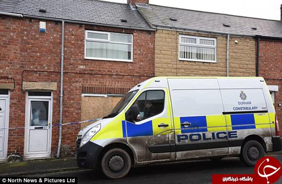 باز شدن پرونده قتل پس از کشف جنازه در خانه +تصاویر