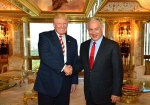 نتانیاهو به دنبال ادامه روند شهرک سازی در دوران ریاست جمهوری ترامپ