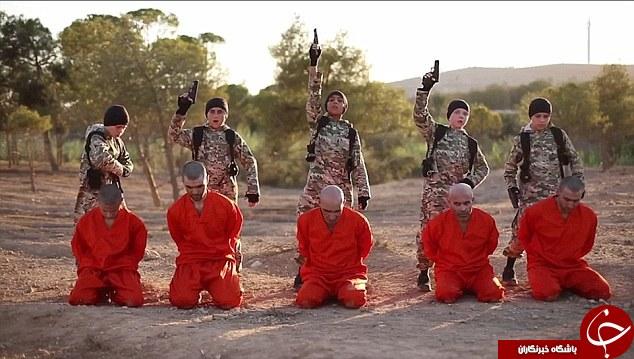 داعش برای کودکان بازی اندرویدی ساخت +تصاویر