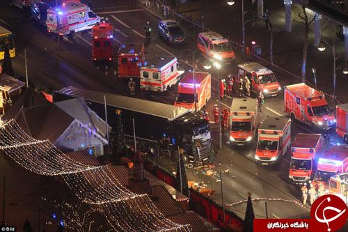 متهم حمله تروریستی برلین اتهام خود را رد کرد