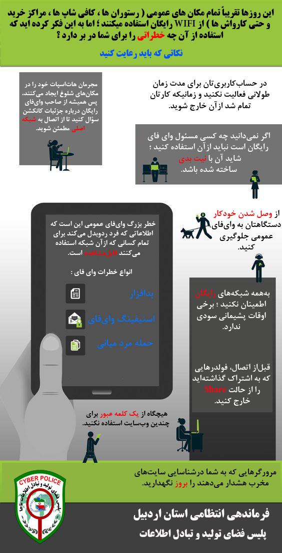 از اینترنت رایگان بترسید + اینفوگرافی