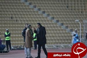 شیرازی: استقبال کمی از دیدار استقلال- نفت شد