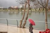 باشگاه خبرنگاران - گزارش تصویری از بارش آخرین باران پاییزی در خرم آباد