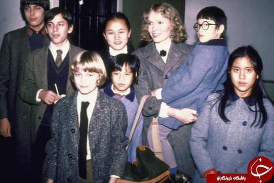 بازیگران سرشناسی که بیشتر از ۹ فرزند دارند! +عکس