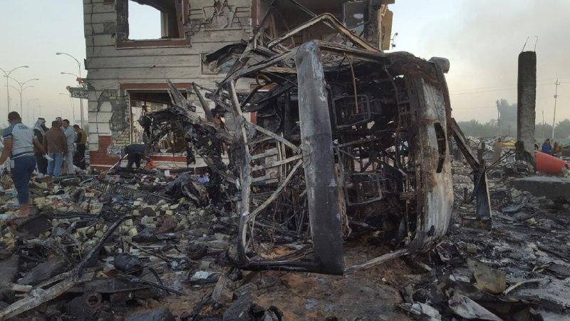 احتمال شهادت 100 نفر در حادثه تروریستی حله عراق/ شمار شهدای ایرانی تا 60 نفر افزایش مییابد