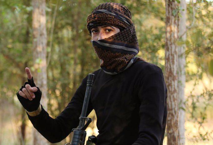 داعش تصویر عامل انتحاری حله را منتشر کرد