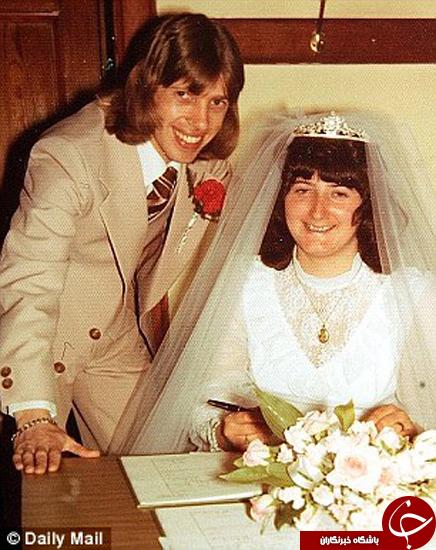 مرد ازدواجی بریتانیایی به دنبال نهمین ازدواج خود +تصاویر