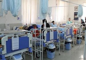 بستری روزانه ۲۸۸ بیمار در مراکز درمانی اردبیل