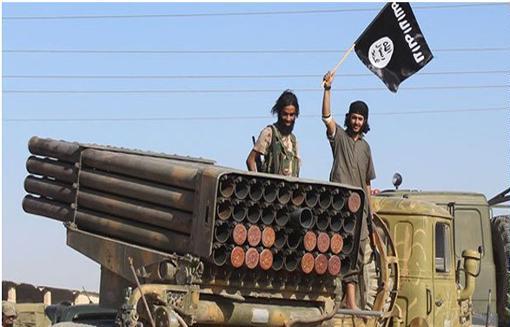 موشک گراد؛ جدیدترین ابزار نسلکشی تروریستها در سوریه + تصاویر