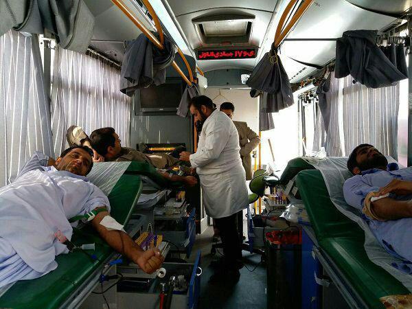 اهدای خون ٬اهدا زندگی