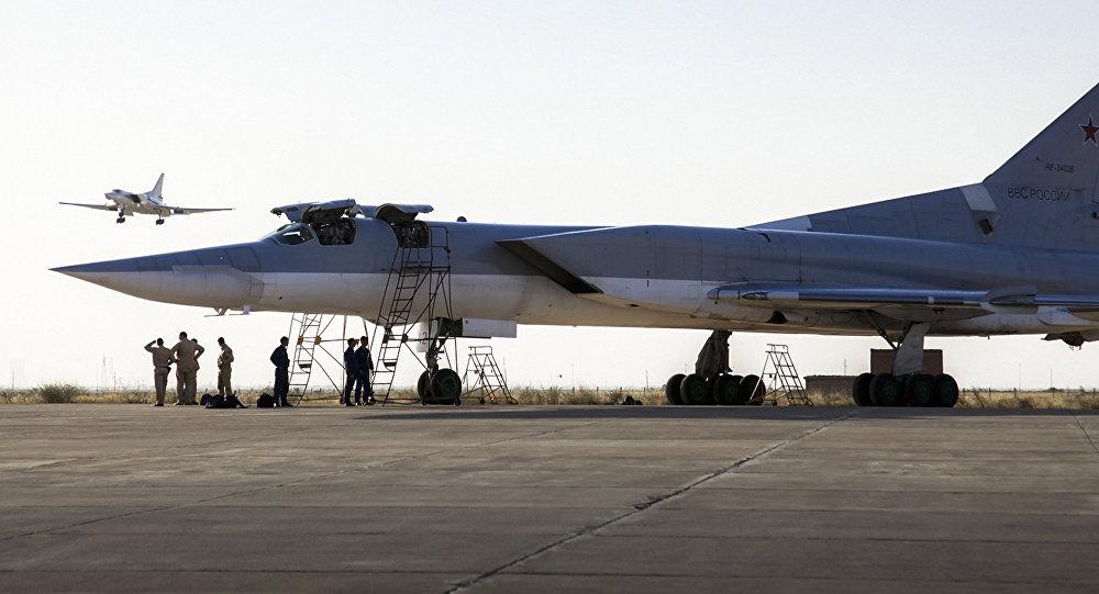 جنگنده هاي روسي در همدان