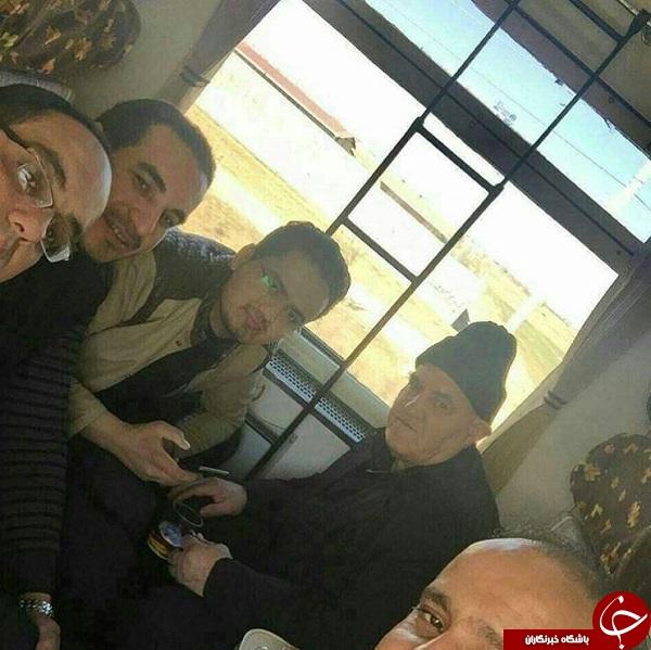 سلفی تعدادی از مسافران کشته شده قطار تبریز-مشهد قبل از حادثه دیروز