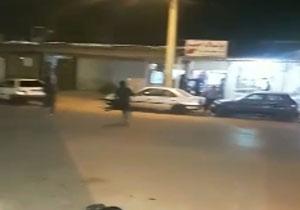 تیر اندازی سارقان مسلح در اهواز + فیلم