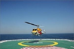 بالگرد شرکت نفت خزر سقوط کرد/اجساد 3نفر از سرنشینان پیدا شد