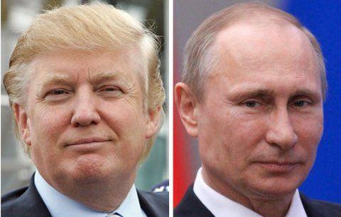 هدیه پوتین به ترامپ چه بود؟ + عکس