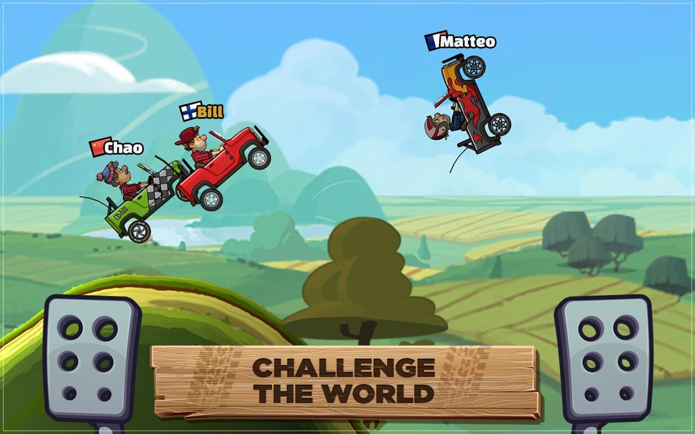 دانلود Hill Climb Racing 2 نسخه 1.51 / پرطرفدارترین بازی ماشینسواری رکوردی در گوشی های هوشمند