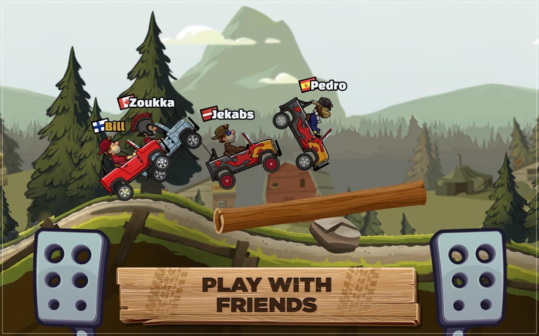 Hill Climb Racing 2 v0.99.0 بازی اندروید