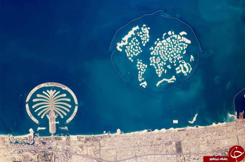 نماد جاه طلبی شیخ های امارات///دیپویی