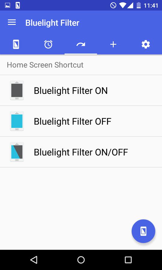 دانلود Bluelight Filter