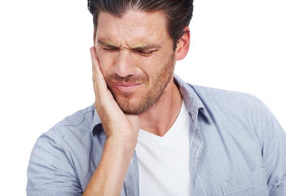 راه حل فوق العاده خانگی برای دندان درد/ پیاز و خیار؛ ضددرد های طبیعی دندان