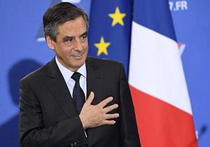 برتری فیون در نظرسنجیهای انتخابات فرانسه