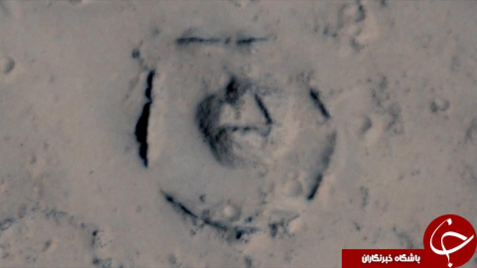 ادعای جدید محققان؛ ناسا یک محوطه باستانی را در مریخ کشف کرده است+فیلم