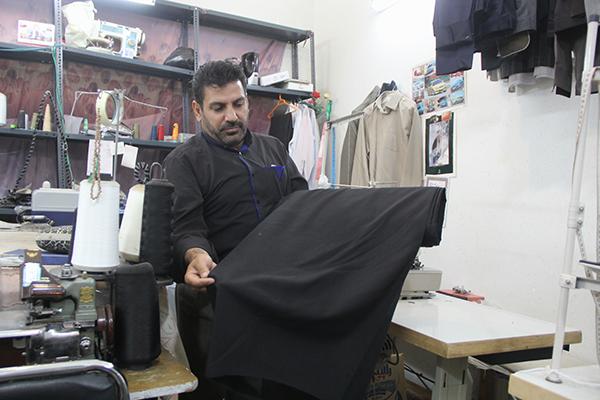 پیراهن مشکی در قبضه چین و ترکیه