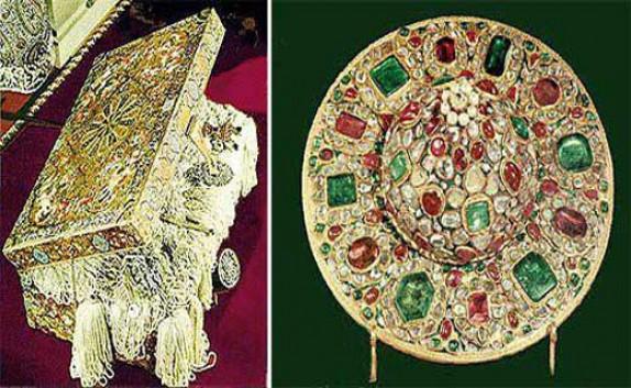 موزهای از جواهرات در ایران + تصاویر