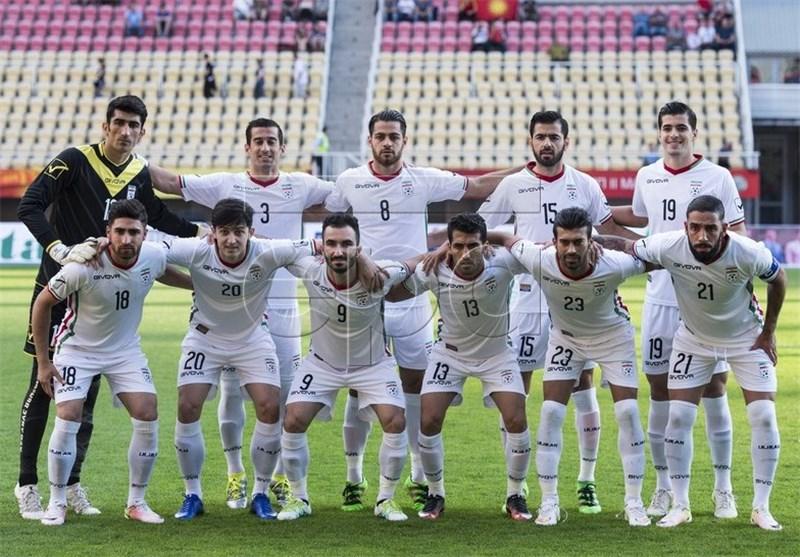 صعود ایران در رده بندی فیفا