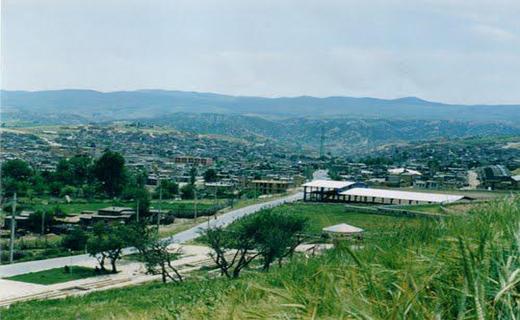 جوانرود؛ یکی از جاذبه های سبز کرمانشاه