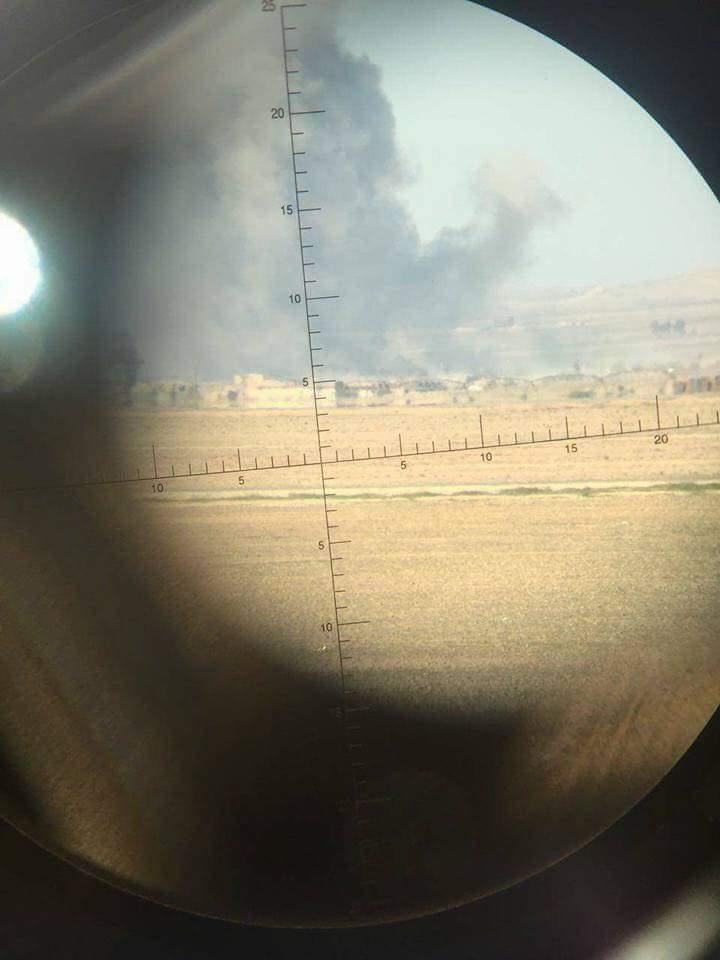 انهدام پایگاههای داعش با مانور هواپیماهای F16 عراق/ ورود جنگنده T50 کرهای به ناوگان مقابله با تروریسم در موصل + تصاویر